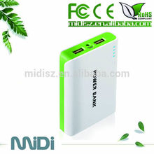 Essential charger !!! universal charging station with high quality 20000mah power bank for phone