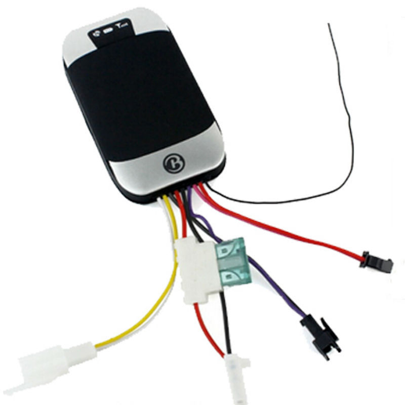 GPS Car Tracker with ACC checking, cutting off power and alarm