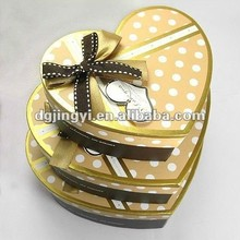 Fashion Design Different Shapes Wedding Candy Box