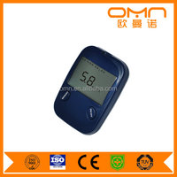 Health care rapid test kit home blood sugar glucose test machine measuring device accurate for diabetes self monitoring