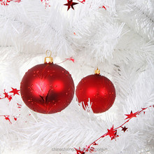China Best Quality Xmas Glass Balls for Christmas Tree Hanging