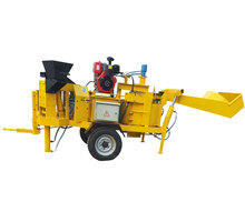 inter locking machine manual paving block drawings of brick making machines