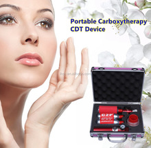 high quality portable CDT CO2 Carboxy therapy / medical C2P cartridges carboxytherapy