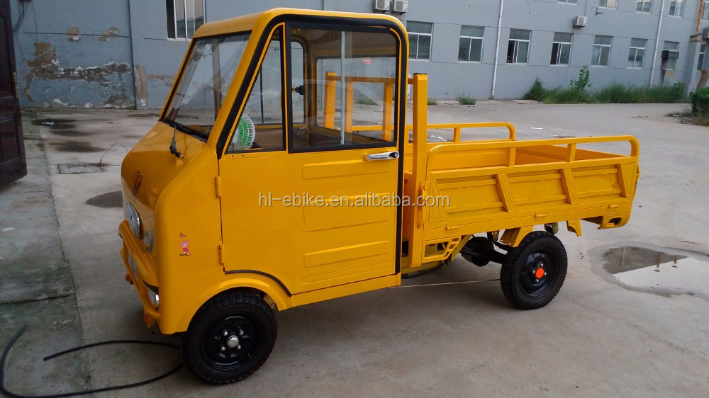 Electric van pickup/voitures/quadricycle/EV/electric small car/auto/motors HLELECT410001