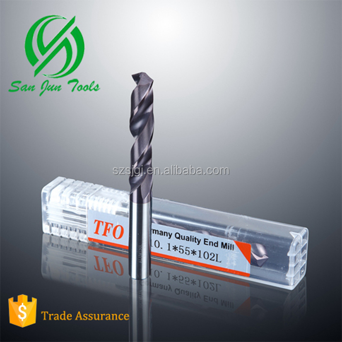 high quality carbide drill bits