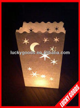 hot popular wholesale paper candle bag