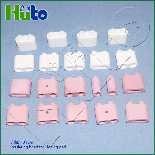 95% Alumina industrial ceramic beads Bead for heating pad