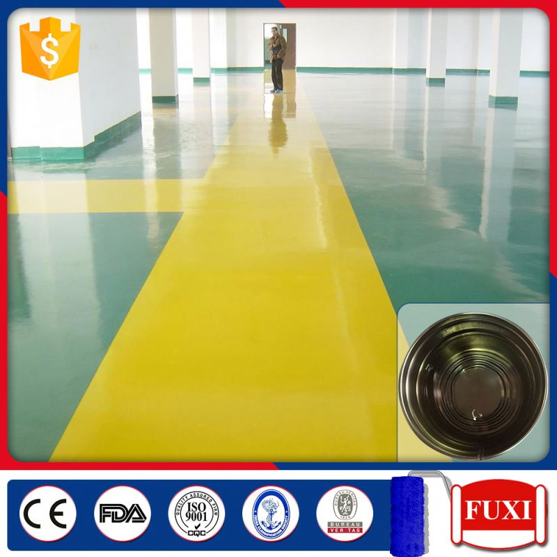 FXHD88-33 Solvent Epoxy Paints Self-leveling Seal Primer For Flooring Price