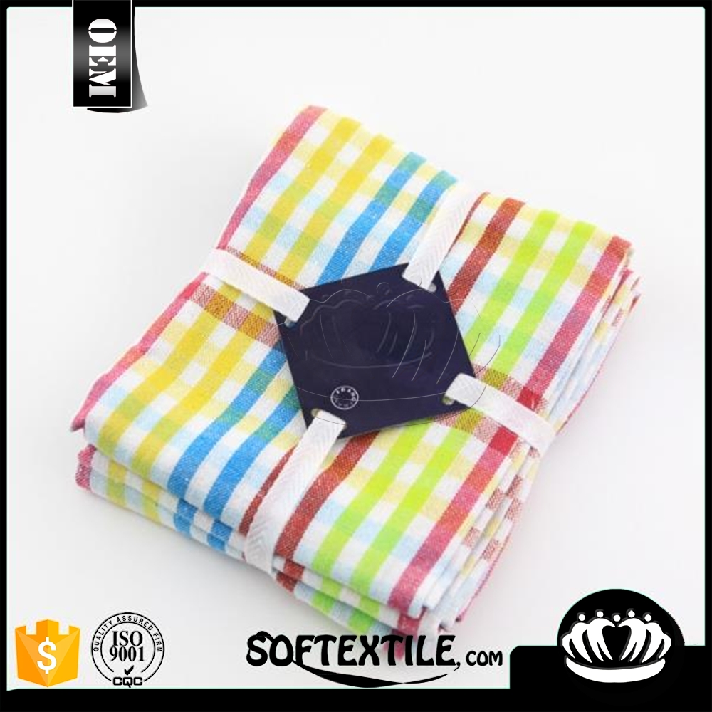 100% cotton honeycomb tea towel