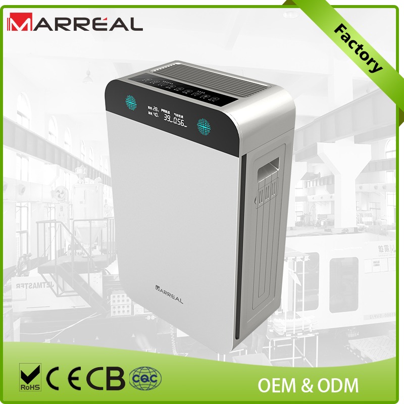 gold supplier durable soft true HEPA car Air Purifier