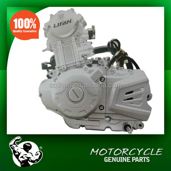 Lifan 300cc Motorcycle Engine 4 Stroke Water Cooled Type for Off Road Vehicle