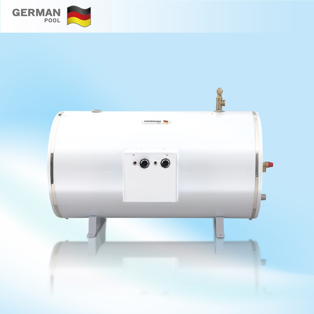 New Model Custom Design Grand Design 1.5KW automatic thermostatic control storge Electric horizontal water heater for Hotel