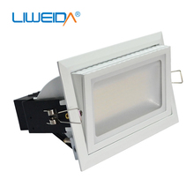 20W / 28W / 38W / 48W Finning Heat Sink samsung led down light
