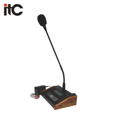 ITC T-521A Having Chime Function PA System Unidirectional Condenser Microphone
