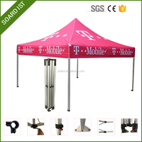 wedding party waterproof folding beach trampoline tent canopy cover