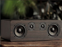 2014 New model coming! wood wifi &Hi-fi speaker with router function