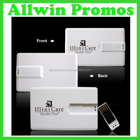 Personalized Card USB Flash Drive