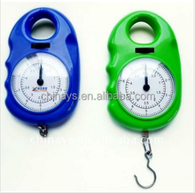 Factory directly colourful luggage hanging scale digital scale