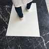 45cmX114cm White Data Center Safety Self Adhesive Floor Construction Dust Collector Sticky Mats