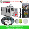 HAS VIDEO CK660 plastic cup making machine Price