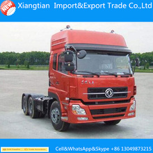 Dongfeng tractor truck and trailer 6*4 diesel tractor truck good tractor