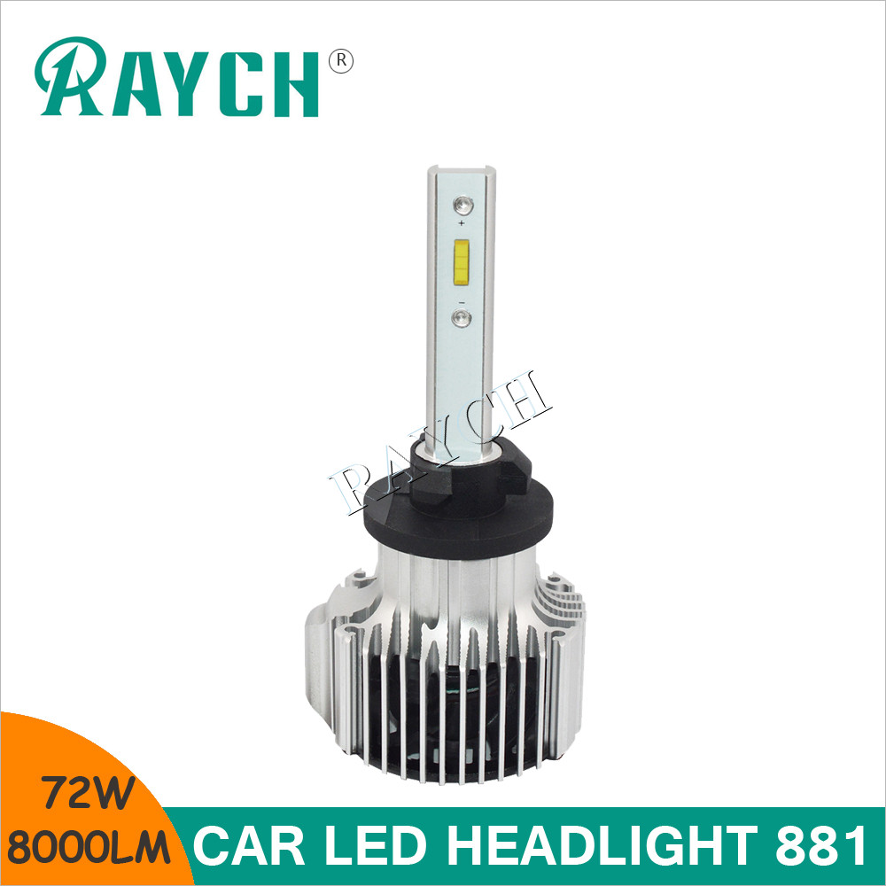 High bright 8000lm V1 g7 g8 g9 led lamps auto spare parts car kit xenon h1 h3 880 881 hid xenon h11 led motorcycle led