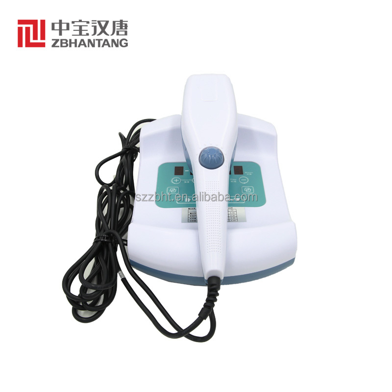 cheapest portable ultrasound machine heating therapy /electric shock wave device muscle relaxation machine sports device