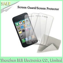 For Apple iPhone5/5S screen protector film with high quality