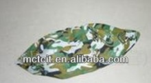 Disposable PP cleanroom camouflage pattern designs shoe cover