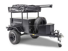 Kindlepalte ATV Camper Tent Trailer for sale with 12 years in manufacturing camping trailers