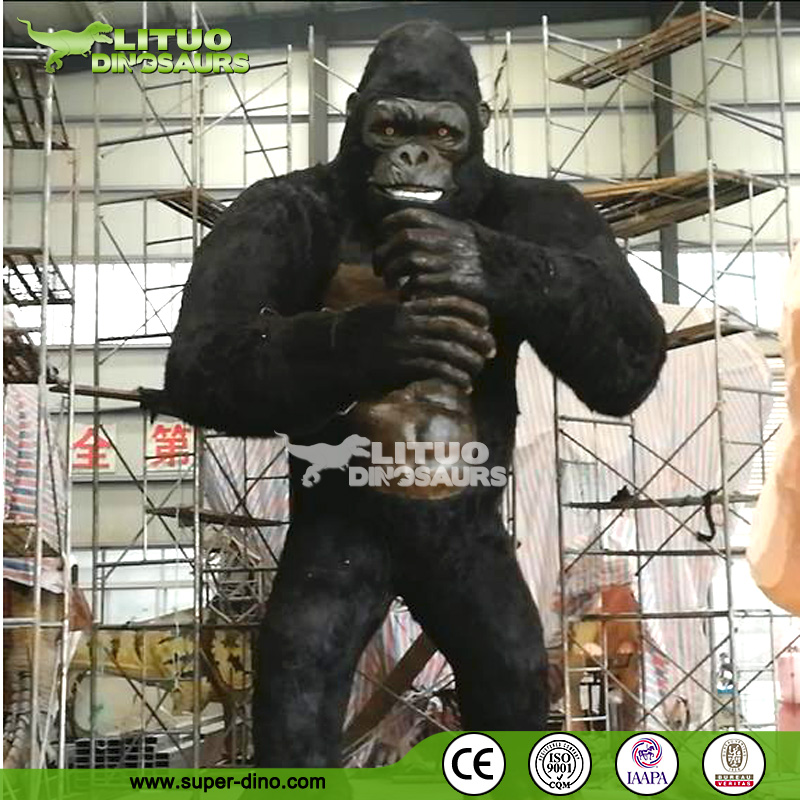 Custom Show Animatronic King Kong