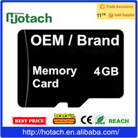 Wholesale Price 4GB TF Memory Card For XBox 360