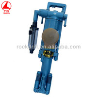 Factory Direct!handheld drilling machine /pole drilling machine pneumatic hammer YT23 made in china