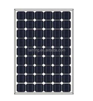 SS-150-18-M-Sunshine 150w Mono A Grade Black Solar Panel Solar Module for 12V Solar Power System/Street Light/Battery Charging