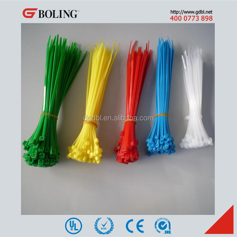 plastic strapping band beam line self-locking nylon cable tie