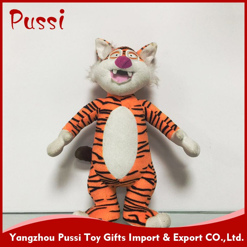 Giant tiger plush toys,inflatable tiger costume