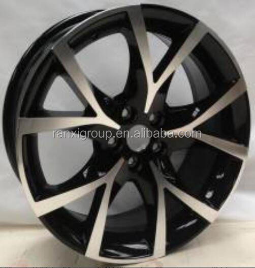 The stock <strong>alloy</strong> wheel rim for wholesale 17x7.0 inches 5x100mm