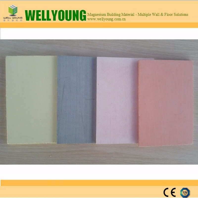 heat insulation 3-20mm environmental container house panel