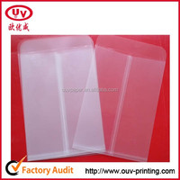 clear PP envelope,clear plastic mailing envelopes