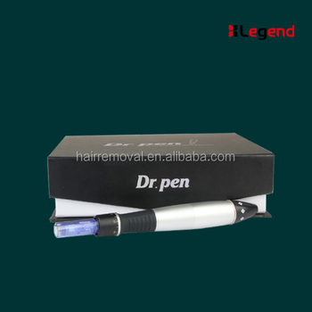 Best dermapen micro needle for scar removal electric derma pen Dr.pen B-10C