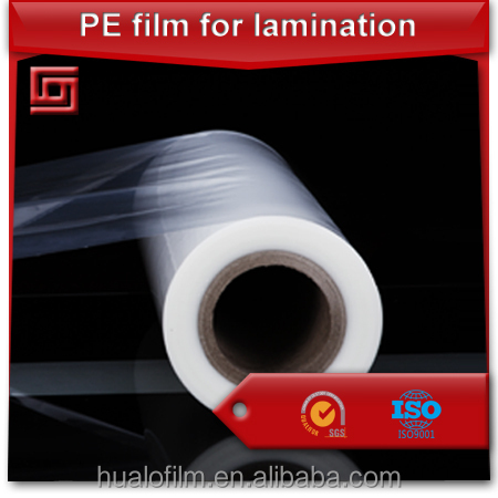 PE Peelable Lidding film for yogourt cup