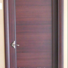 Guangdong factory offer Vinyl upvc designer double leaf junsun door