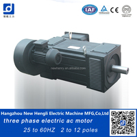 NHL hot selling 220v 380v 3 phase electric induction motor