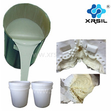 Liquid RTV-2 Silicone Rubber for Making Molds
