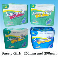 20'ft container price to Africa sunny gril sanitary napkins