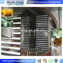 bulk freeze dried food/ freeze dried tea /fruit vacuum freeze drying machine