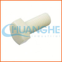 Made in china high quality m16 plastic screw plug