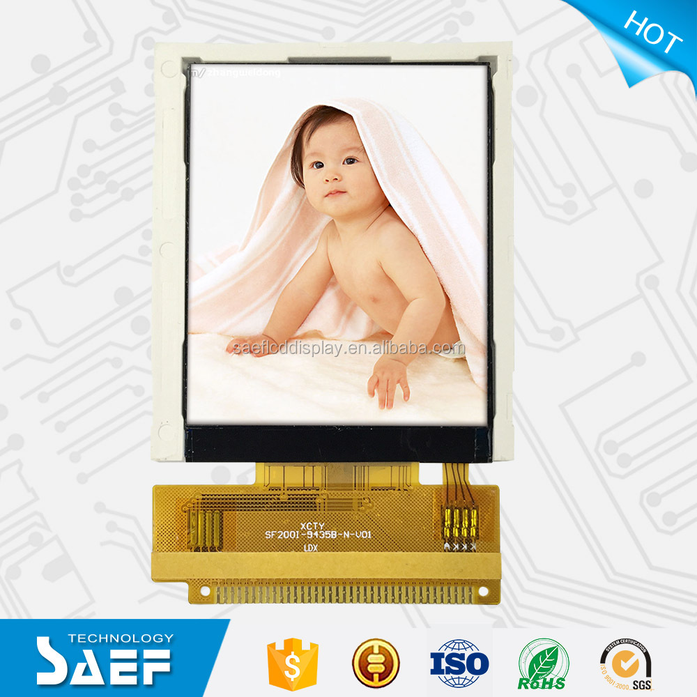 Active matrix 2inch tft lcd display