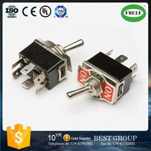KN3(C)-203AP 9 pin toggle switch mini toggle switch 3a 250vac 3 position toggle switch(FBELE)