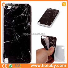 Shenzhen wholesale marble design soft tpu case, case for iPod touch 5, touch 6